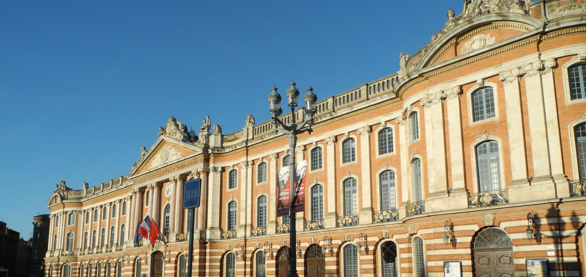 Das Capitole von Toulouse